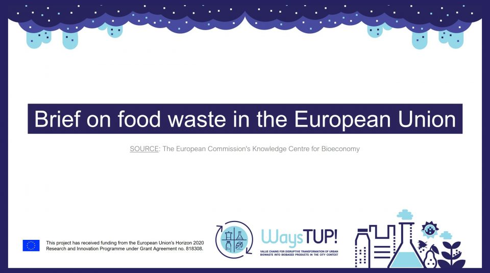 Brief on food waste in the European Union_1