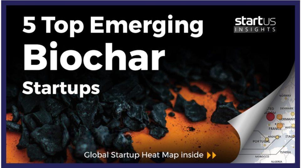 Emerging biochar startups
