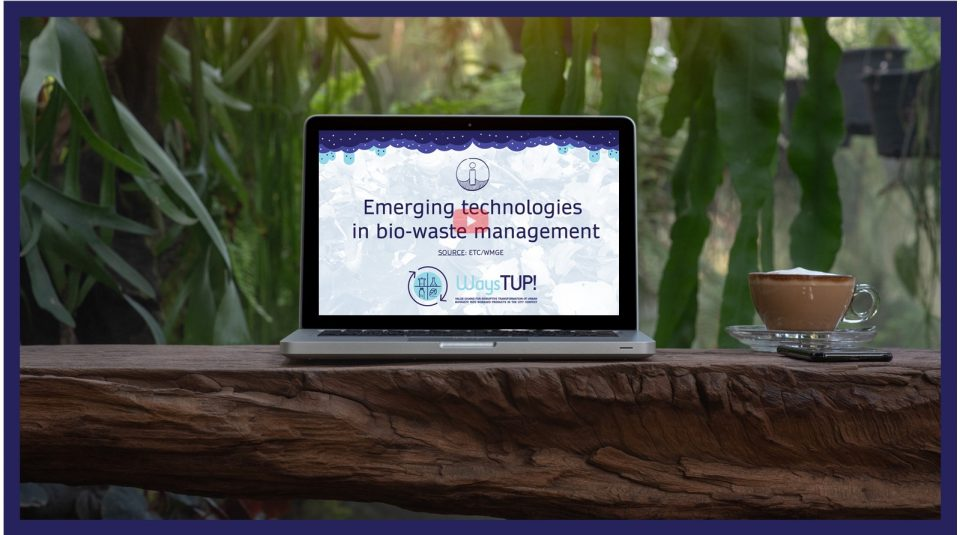 Emerging technologies in bio-waste management #1