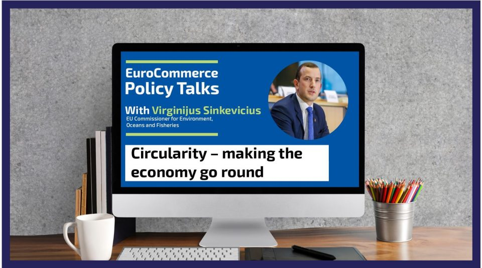 Policy Talks on Circularity - making the economy go round