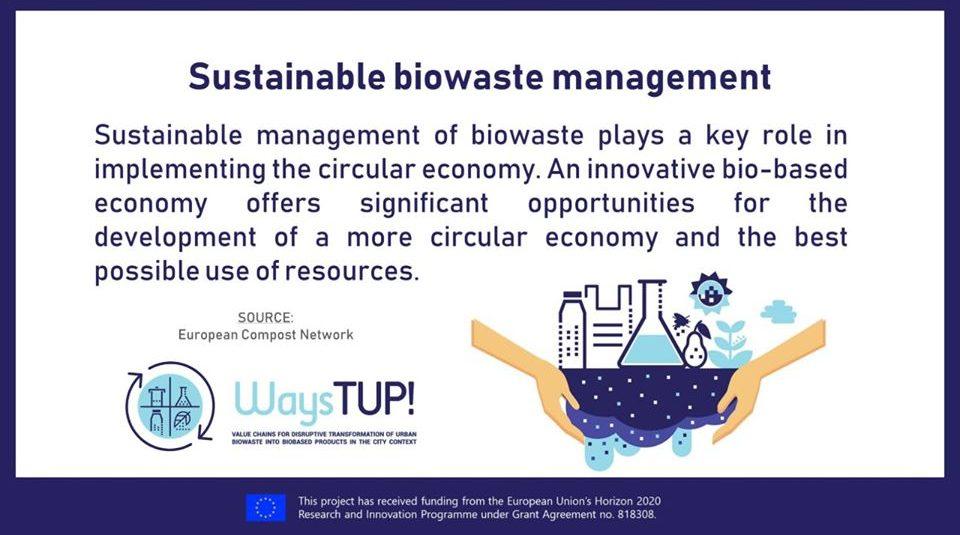 Sustainable biowaste management
