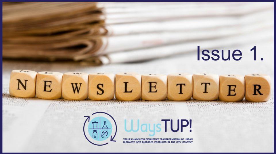 WAYSTUP newsletter 1